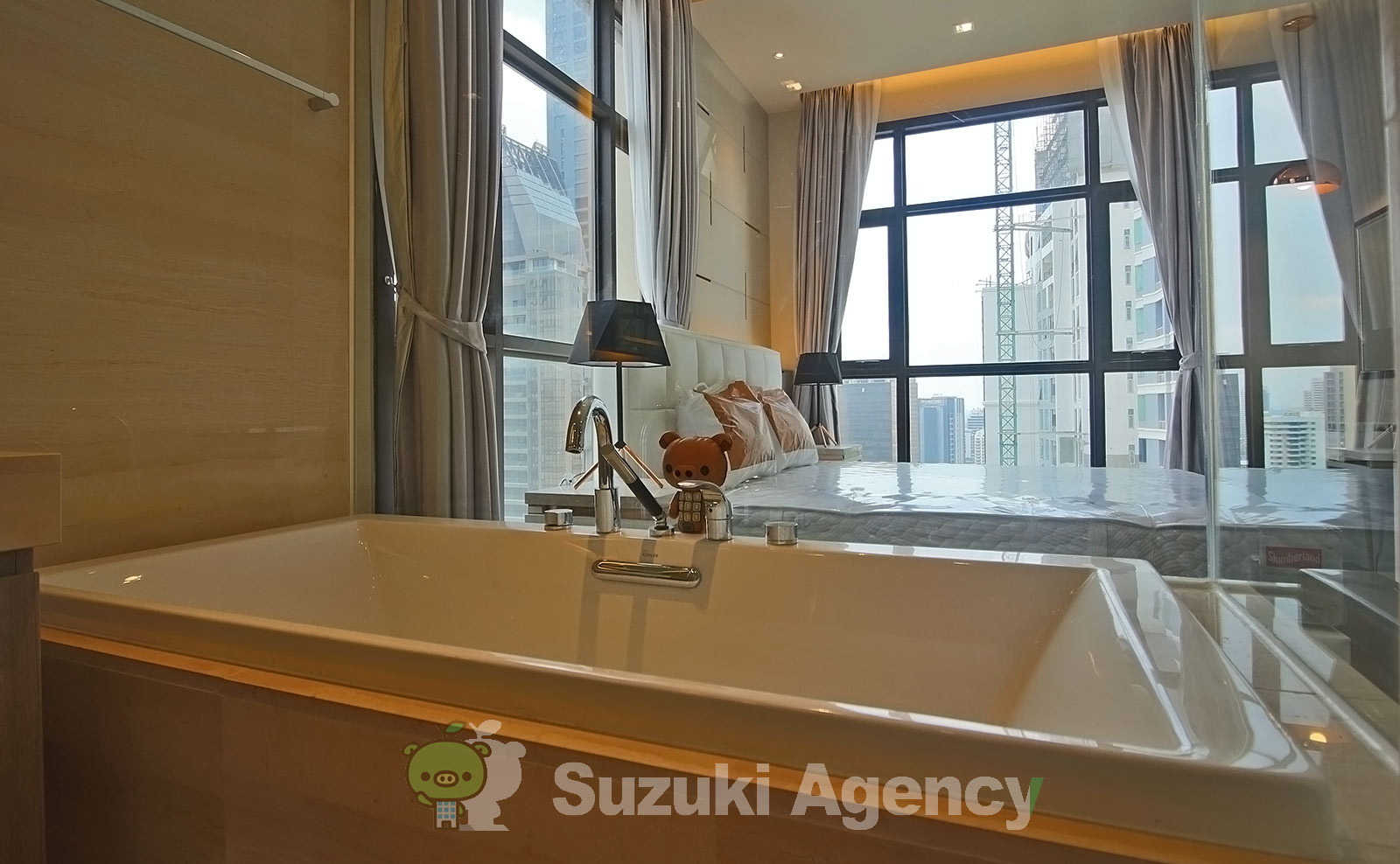 The XXXIX by Sansiri:2Bed Room Photos No.11