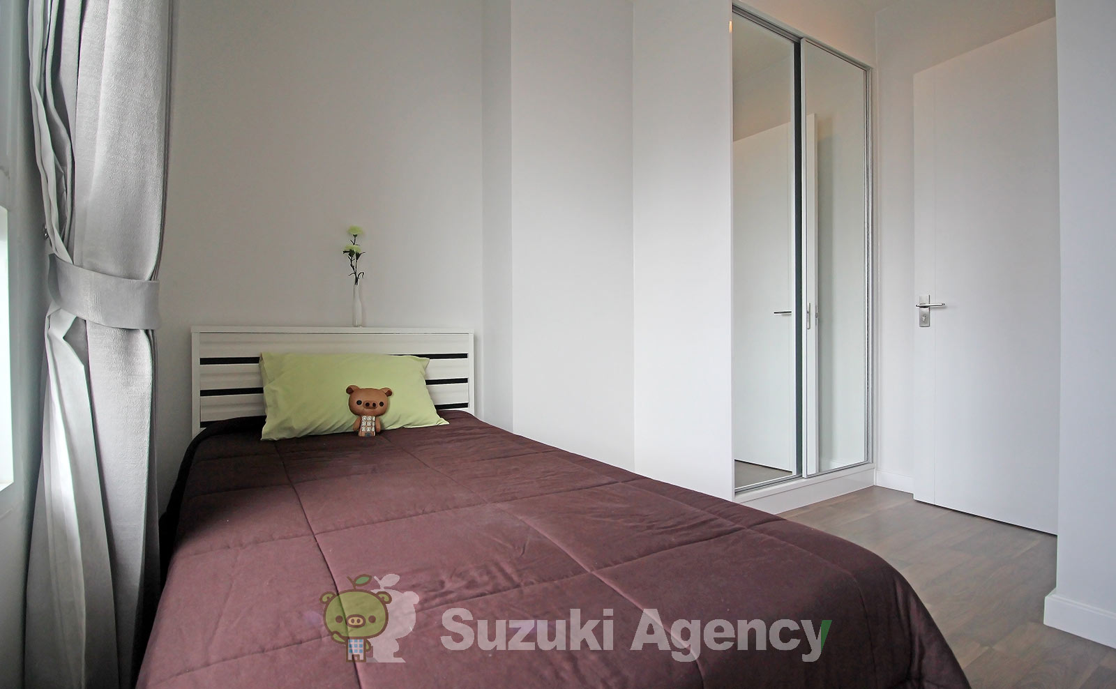 The Bloom Sukhumvit 71:2Bed Room Photos No.11