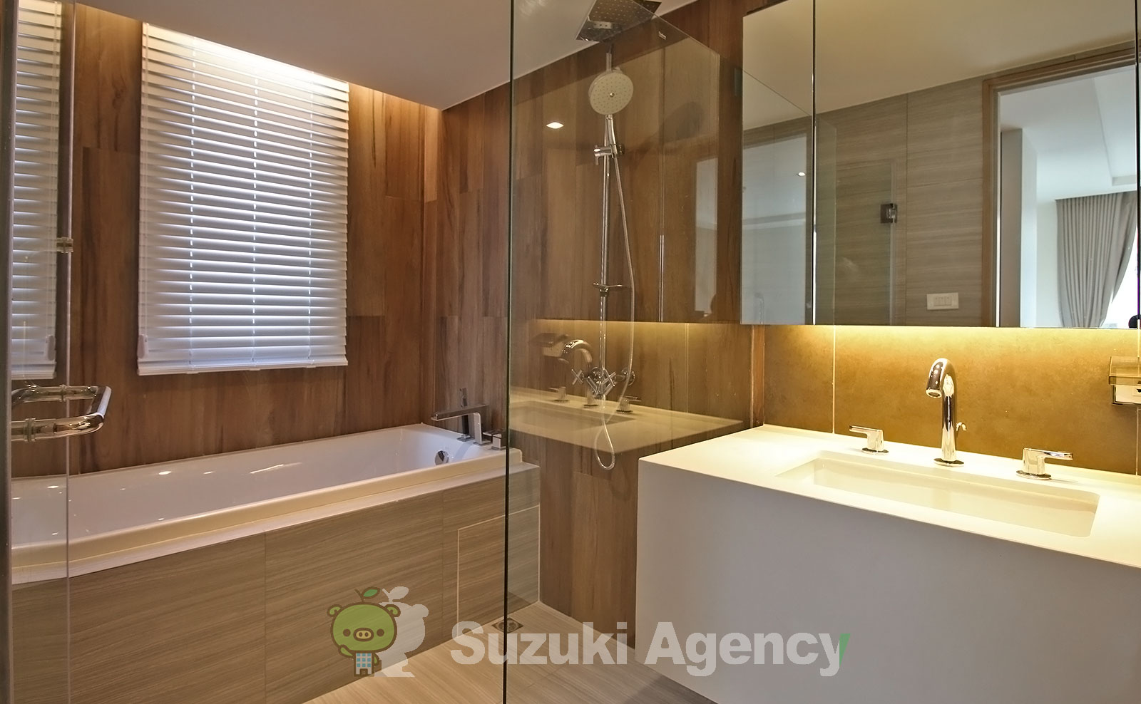 NS Residence Sukhumvit 49:2Bed Room Photos No.11