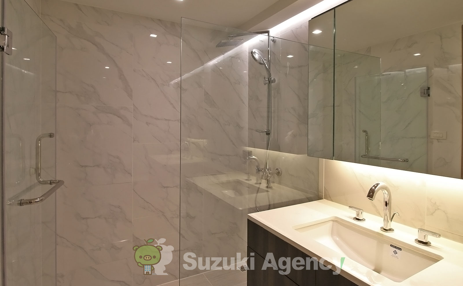 NS Residence Sukhumvit 49:2Bed Room Photos No.12