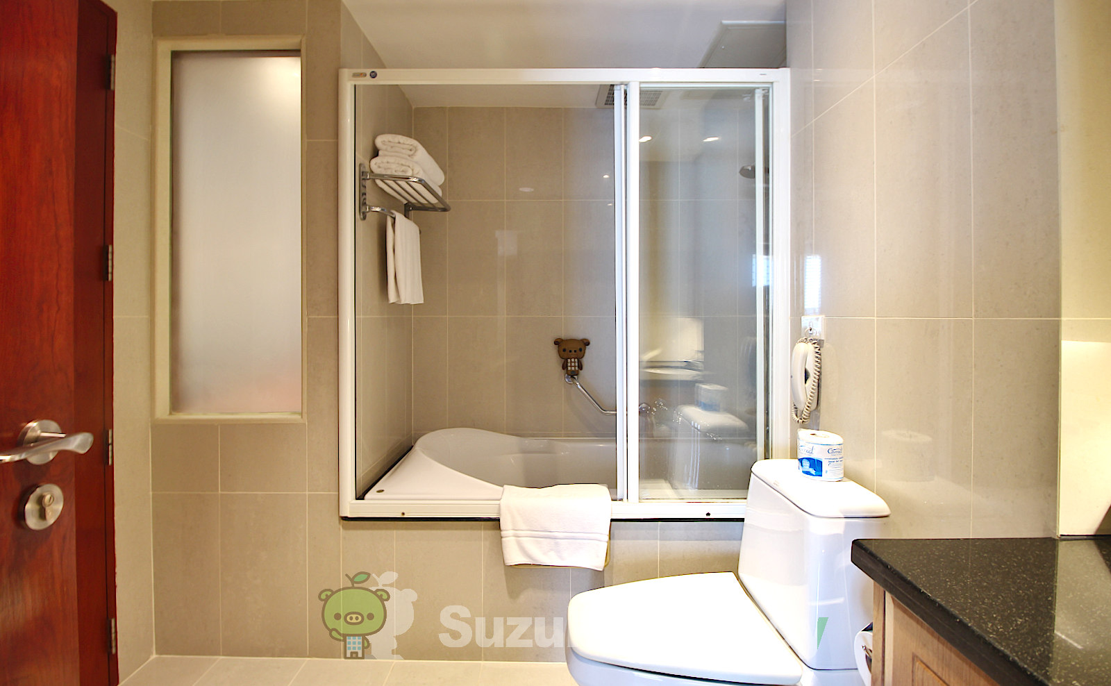 Centre Point Serviced Apartment Thong Lo:2Bed Room Photos No.12