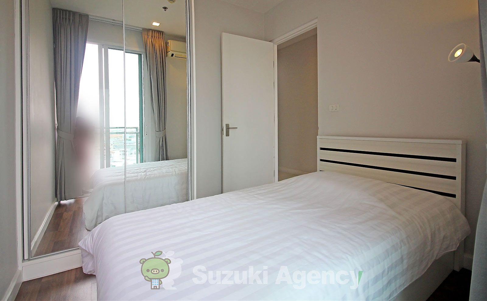 The Bloom Sukhumvit 71:3Bed Room Photos No.10